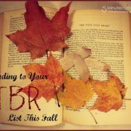 Ready to Tackle Your TBR List?