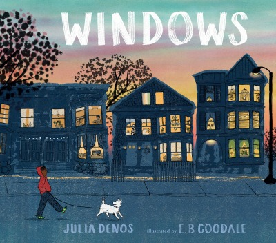 Warm and evocative, this picture book celebrates the life of a neighborhood.