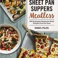 Sheet Pan Suppers Meatless Cookbook with #Giveaway