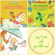 Musical Picture Books from The Secret Mountain